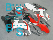 White INJECTION Fairing Fit Yamaha YZFR6 YZF-R6 2003-2005 R6S 2006-2009 51 A4