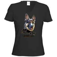 Fruit of the Loom Damen-T-Shirts mit Hunde Normalgröße