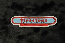 Firestone R Chevy Pontiac Cadillac Buick VW 36 37 39 40 41 42 47 48 49 50 51NOS