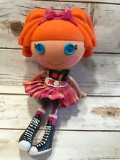 """2009 Lalaloopsy Bea Spells A lot Retired First Full Size Bitty Buttons 12"""" Doll"""
