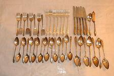 Lady Hamilton Oneida Community Silverware 1932 45 Pieces