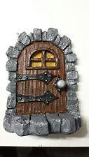 Fairy door, Gnome door, Troll door, Dungeon door, for fairy garden