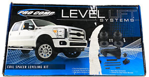 """For Ford F-250 Super Duty 08-10 Coil Spacer Lift Kit 2.5"""" x 2"""" Nitro Front/rear"""