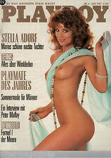 Magazin Playboy 6,06/1987,Stella Adorf,Peter Maffay,Alexandra Böhland,Immendorf