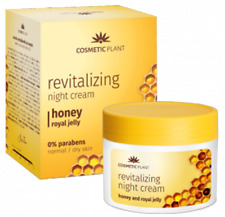 Cosmetic Plant Revitalizing anti-age night cream with honey & royal jelly 50 ml