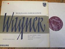 SABL 210 Wagner Flying Dutchman Overture etc. / Sawallisch P/S