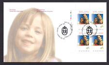 Canada  FDC  # 1857     Boys & Girls Clubs     2000 ULpb   Fresh New Unaddressed