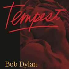 New: BOB DYLAN - Tempest CD