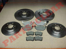 VOLKSWAGEN VW BEETLE FRONT AND REAR BRAKE DISCS + PADS SET FULL KIT NEW