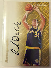 Andrew DeClercq 1996-97 Skybox Autographics on-card Autograph Auto - WARRIORS