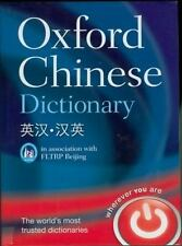 Oxford Chinese Dictionary by Oxford Dictionaries Staff (2010, Hardcover)
