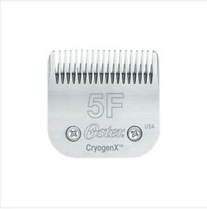 Oster® Size 5F Detachable Blade When Clipping Terriers & Spaniel Back Patterns