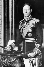 New 5x7 Photo: His Majesty King George VI of the United Kingdom, England