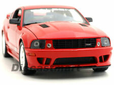 WELLY 1:18 2007 SALEEN FORD MUSTANG S281E RED