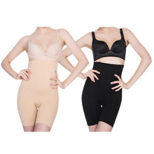 High Waist Shapewear Thigh Slimmer Tummy Control Butt Lifter3 In 1 Body Shaper