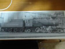 RAILROAD RR PRINT OF J.H Chambers STEAM LOCOMOTIVE #2