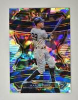 2020 Select Cracked Ice #94 Aaron Judge /25 - New York Yankees