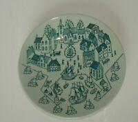 VTG HOYRUP Denmark Limited Ed, 4006 NYMOLLE ART FAIENCE Plate Dish