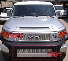 Fits 2007-2016 Toyota FJ Cruiser Lower Bumper Vertical Billet Grille Insert