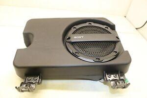 2013-2018 Ford Focus ST oem st3 trunk audio sub subwoofer speaker box assembly