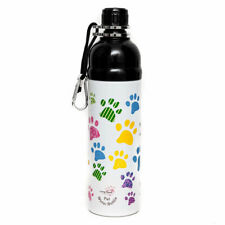 Long Paws Lick n Flow Dog Water Bottle In Two Designs 750ml BPA Free