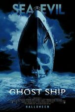 GHOST SHIP - 2002 - Orig 27x40 D/S movie poster - JULIANNA MARGULIES - great art
