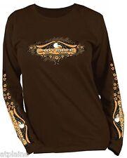T-Shirt femme ML LADY RIDER - Taille M - Style BIKER HARLEY