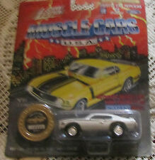 Johnny lightning diecast car limited edition 1969 GTO JUDGE series 7 # 10980
