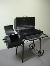 032 PROFI XL KIUG®-Smoker BBQ GRILLWAGEN Holzkohle NEU ca.1,5 mm Stahl ca.32kg