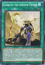 x3 Curse of the Shadow Prison - DUEA-EN060 - Common - 1st Edition Yu-Gi-Oh! M/NM