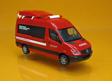 Herpa 093514 Mercedes Benz Sprinter BF3 Spedition Scholpp Scale 1 87 NEU OVP