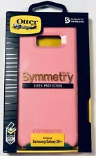 OTTERBOX Symmetry Case For Galaxy S8+ Plus Prickly Pear (Pink/Green) AUTHENTIC