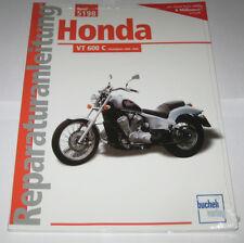 Reparaturanleitung Honda VT 600 C Shadow der Baujahre 1988 - 2000