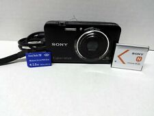 Sony Cyber-shot 20.1 MP Digital Camera  5x optical