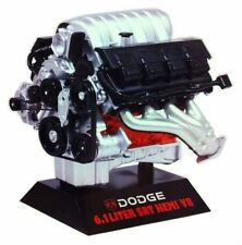 Dodge 6.1 Liter SRT Hemi V8 Engine. 1/6 diecast engine Hawk 11070
