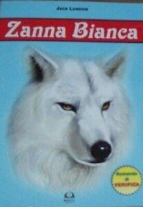 Jack London, Zanna Bianca, MagicBook