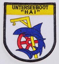 "Patch Patch marine submarino U-Boot ""tiburón"" s170... a5156"