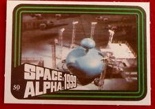 SPACE / ALPHA 1999 - MONTY GUM - Card #50 - Netherlands 1978