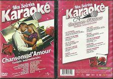 DVD - KARAOKE : ADELE, CELINE DION, ELTON JOHN, MADONNA, BON JOVI / NEUF EMBALLE