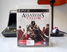 ASSASSIN'S CREED II - PS3 | VGC