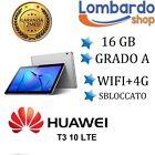 """HUAWEI MEDIAPAD T3 LITE 10.1"""" 16GB WI-FI ANDROID GRADO A RICONDIZIONATO USATO"""