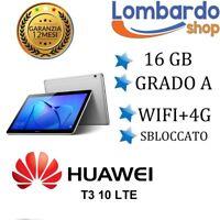 "HUAWEI MEDIAPAD T3 LITE 10.1"" 16 GB WI-FI ANDROID KLASSE EIN AUFBEREITET"