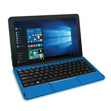 "RCA Cambio 10.1"" 32G Intel Atom Quad-Core, Windows 10 Blue (1 Year Warranty)"