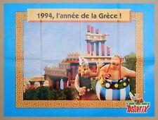 Affiche Offset UDERZO 1994, l'année de la Grèce! 60x80 cm