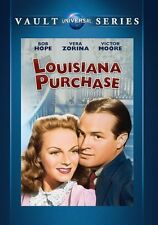 Louisiana Purchase  DVD 1941 Bob Hope, Vera Zorina, Victor Moore Irving Cummings