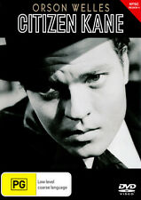 Citizen Kane * New Dvd * Orson Welles (Region 4 Australia)