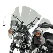 Parabrezza Batwing per Honda Black Widow 750 00-03 trasparente