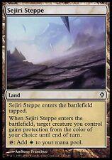 4x Sejiri Steppe Worldwake MtG Magic Land Common 4 x4 Card Cards