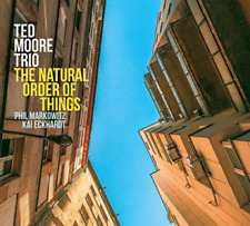 `Moore, Ted Trio`-The Natural Order Of Things (US IMPORT) CD NEW