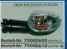Yamaha YZF 1000 R1 KLARGLAS - Lampeggiante - 75000600